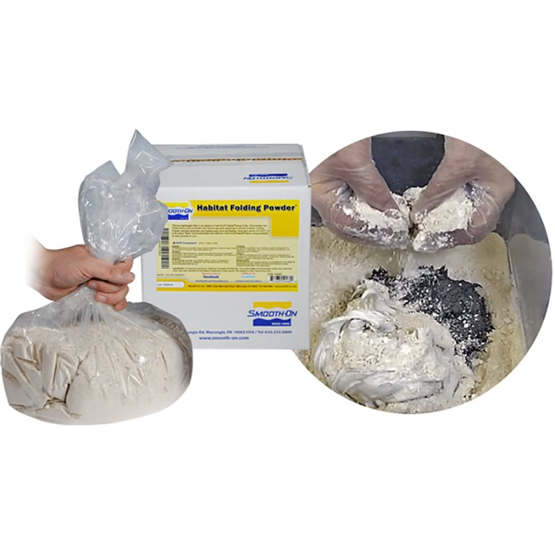 Habitat Folding Powder