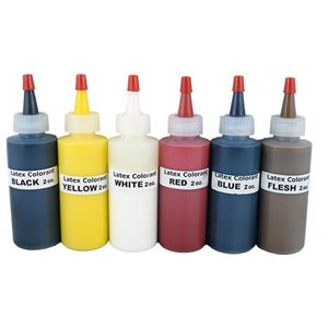 Colorants Sial pour Latex