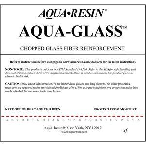 """Aqua-Glass- ½"""""""