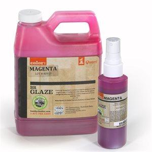 Glacis - Magenta