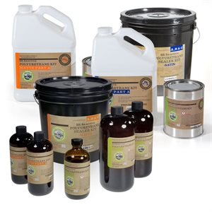 Reactive Polyurethane Sealer - Kit